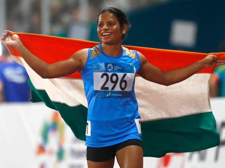 Dutee Chand: Breaks Hurdles and Taboos Against Odds
