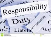 Responsibility In ASystem